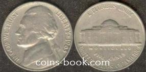 5 центов 1963