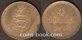 4 дубля 1918