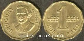 1 новый песо 1976