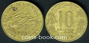 10 франков 2003