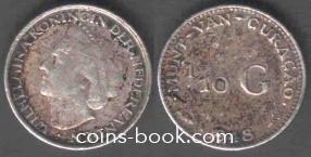 1/10 гульдена 1948