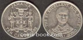 10 центов 1992