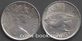 5 центов 1983