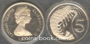 5 центов 1975