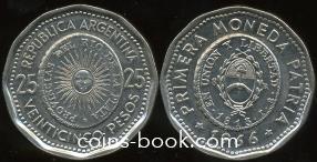 25 песо 1966