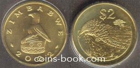 2 доллара 2002
