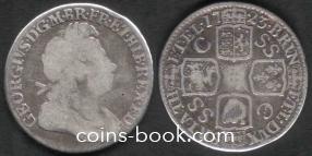 6 пенсов 1723