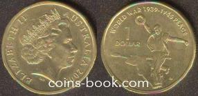1 dollar 2005
