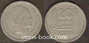 20 франков 1949