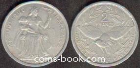 2 франка 1971