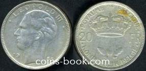 20 франков 1935