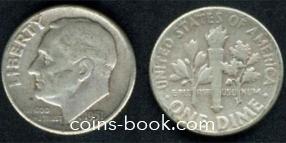 10 центов 1951