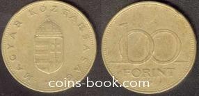 100 форинтов 1994
