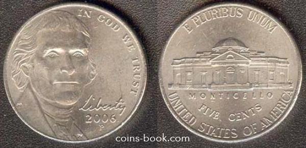 5 центов 2006