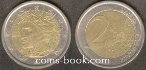 2 евро 2003