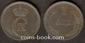 1 эре 1874