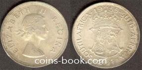 2,5 шиллинга 1955