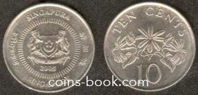 10 центов 2005