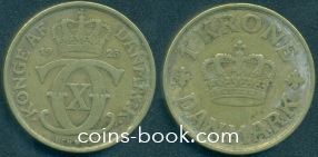 1 крона 1925
