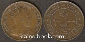 1 цент 1902