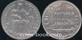 5 франков 2008