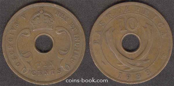 10 центов 1933