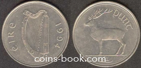1 фунт 1994