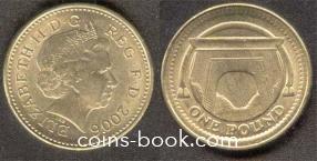 1 фунт 2006