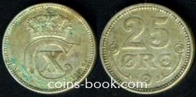25 øre 1919