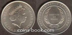 1 доллар 2008