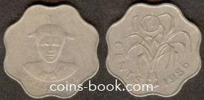 10 центов 1986