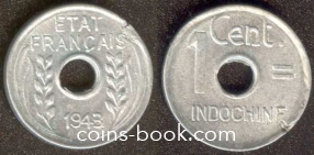 1 цент 1943