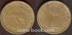 1 цент 1937
