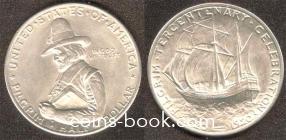 1/2 доллара 1920