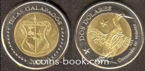 2 доллара 2008