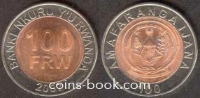100 франков 2007