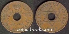 1 пенни 1959