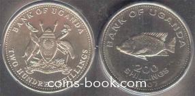 200 шиллинг 2007