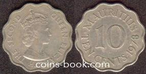 10 центов 1978