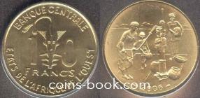 10 франков 2006