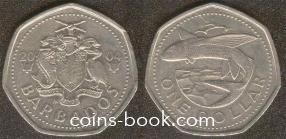 1 доллар 2004