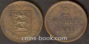 2 дубля 1885