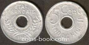 5 центов 1943