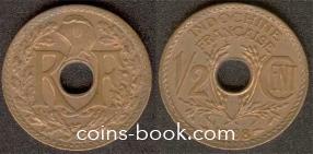 1/2 цента 1938