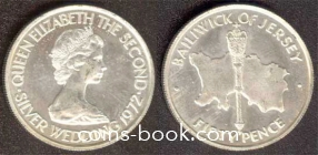 50 новых пенсов 1972