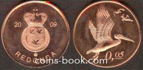 5 центов 2009