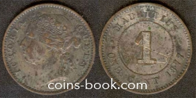1 цент 1877