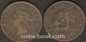 1 cent 1871