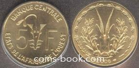 5 франков 2006