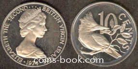 10 центов 1974